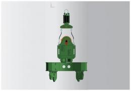 永安DZJ-300零启动系列振动锤