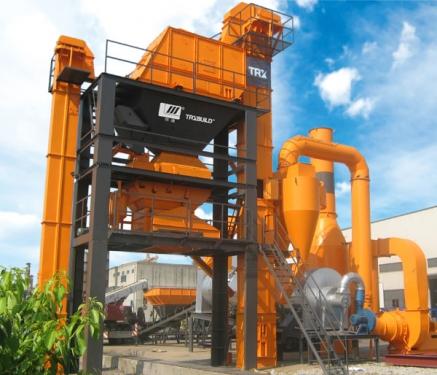 华通动力LJB1000C沥青混合料搅拌设备