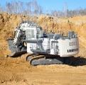 利勃海尔R 9350 Electric电动挖掘机
