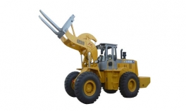 远山GK816(16吨)叉装车