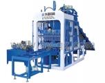 华源机械QT4-15自动混凝土液压砌块成型机