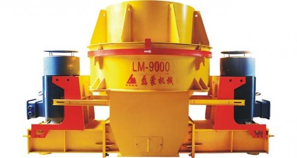 磊蒙机械LM9500反击式破碎机
