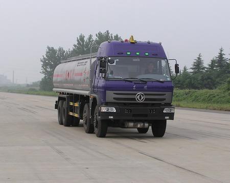 楚飞东风前四后八(10立方)化工液体运输车