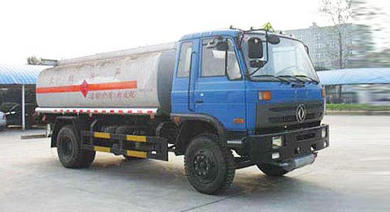 程力东风145化工液体运输车-EQ5120GFJ6