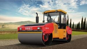 科泰重工KD136全液压双钢轮振动压路机