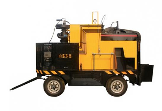 圣岳SDZ-8000D沥青路面热再生修补车