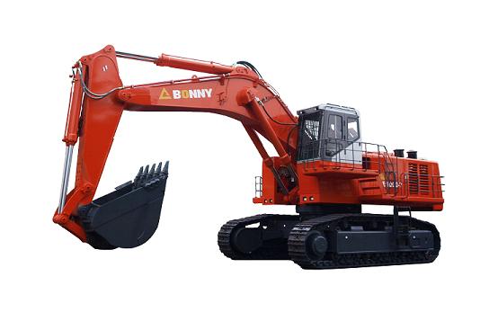 邦立CED1000-7反铲电动液压挖掘机