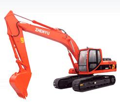 熔盛ZY80履带式挖掘机