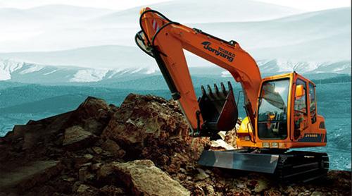 詹阳动力Y6085挖掘机