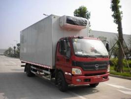 楚飞福田牌BJ5109XLC-FA型(6.0米)冷藏车