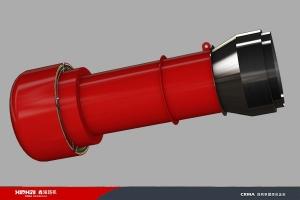 鑫海ZZQ型重渣油燃烧器