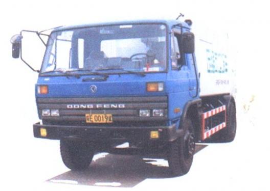 星马AH5102ZYS压缩式垃圾车