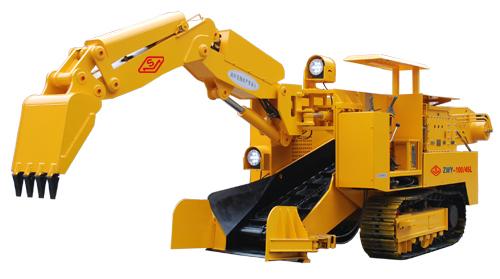 石煤机ZWY系列扒装机