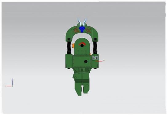 永安DZJ-45标准频率系列振动锤