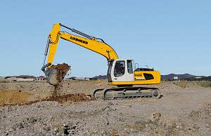 利勃海尔R 926 Litronic履带挖掘机
