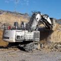 利勃海尔R 9250 Electric电动挖掘机