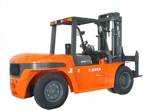 安徽合叉12吨石材专用叉车