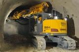 利勃海尔R 924 Compact Tunnel履带式挖掘机
