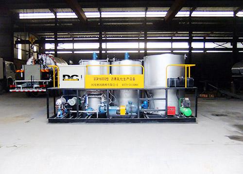 德润DCRY6000型沥青乳化设备