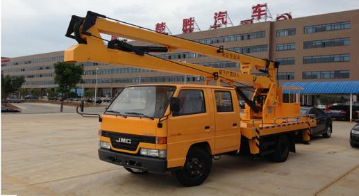 厦工楚胜国四江铃14米-16米高空作业车