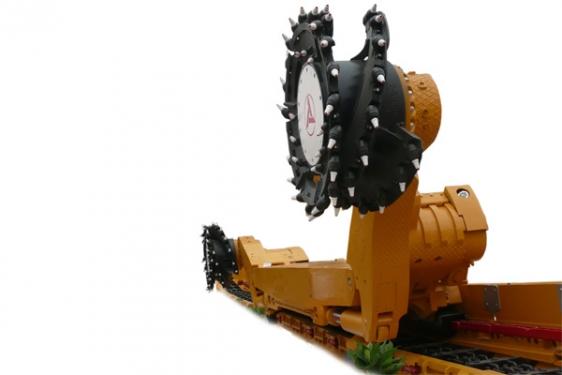 三一重工MG500/1180-WD(C9)采煤机
