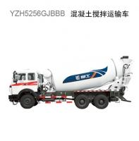 柳工YZH5256GJBHW搅拌运输车