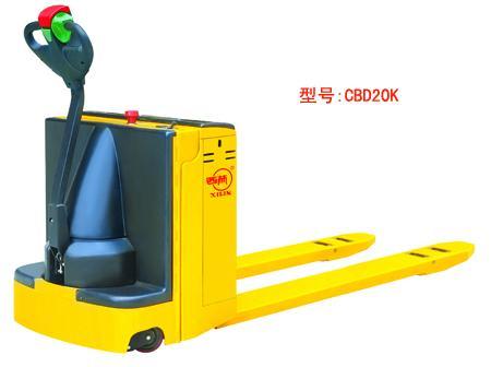 西林CBD20K全电动搬运车