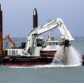 利勃海尔P 984 C浮式挖掘机