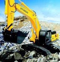 现代R505LC-7挖掘机