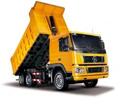 大运DYX3251自卸车