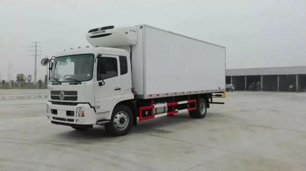 东风CLW5160XLCD4冷藏车