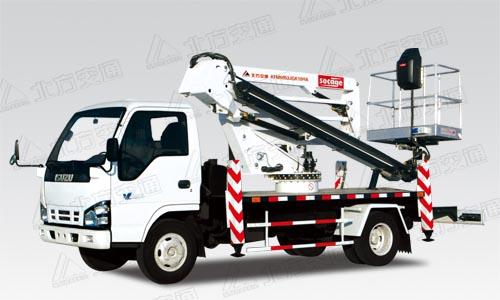 北方交通20米进口上装高空作业车