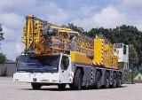 利勃海尔MK 100 /110移动式建筑起重机