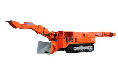 鑫通ZWY-80/45L斜坡用履带式扒渣机