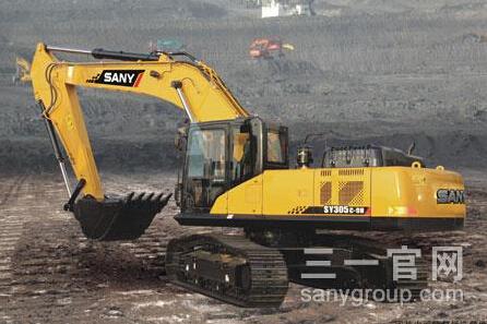 三一305挖掘机技术参数图片