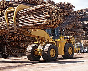 卡特彼勒988H大型轮式装载机加工厂配置总成