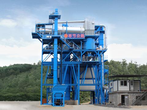 铁拓机械RLBZ1000沥青再生设备(配套2000型)