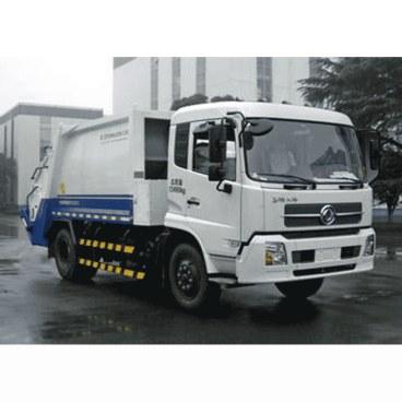 中联重科ZLJ5120ZYSDFE4压缩式垃圾车