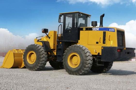 山工SEM652D装载机