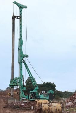 上海金泰SH38多功能钻机