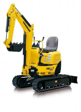 洋马ViO10-2A挖掘机