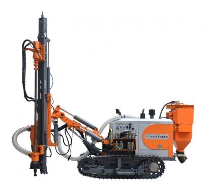 志高ZEGA D355RH履帶式潛孔采礦鉆機