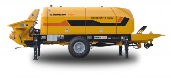 中联重科HBT80.18.132SU拖泵