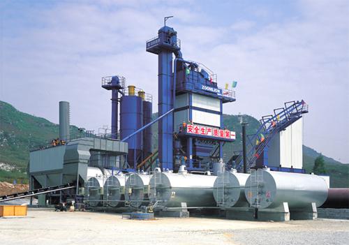 中联重科LB4000沥青混合料搅拌设备