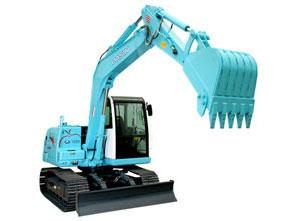 大信DS90-7小型挖掘机