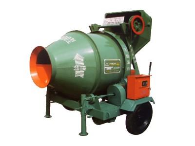立杰JZC500混凝土搅拌机