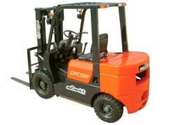 威肯2.5吨机械、液力内燃平衡重式叉车