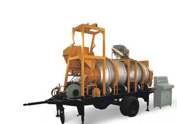 美通筑机SLJ-15沥青搅拌机