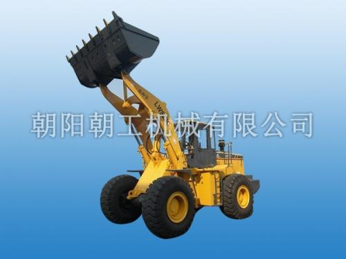朝工LW520C高卸型轮式装载机