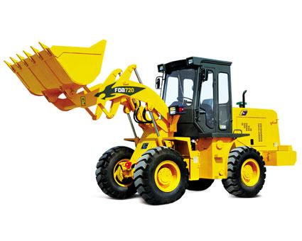 福大FDM 720轮式装载机